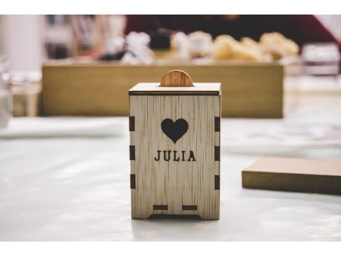 Kajhuchä Wan - Corazón Julia
