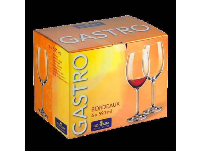 Gastro Burdeos 590 caja de 6 unidades