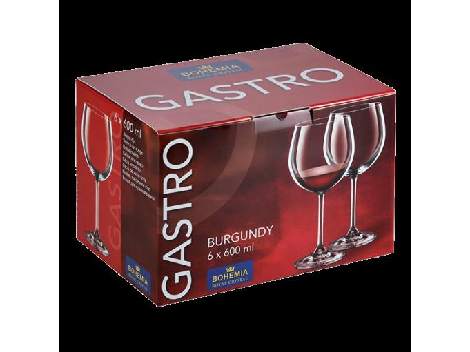 Gastro Borgoña 570 ml caja de 6 unidades