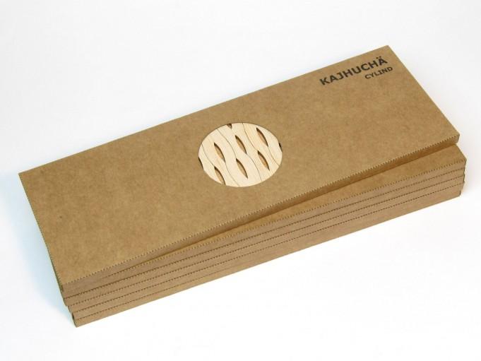 Kajhuchä Cylind Trenz kit en caja cerrada
