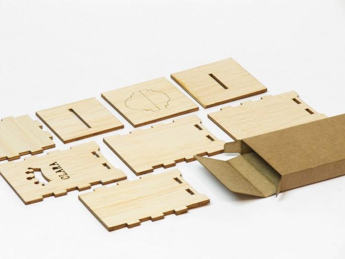 Kajhuchä Wan - piezas
