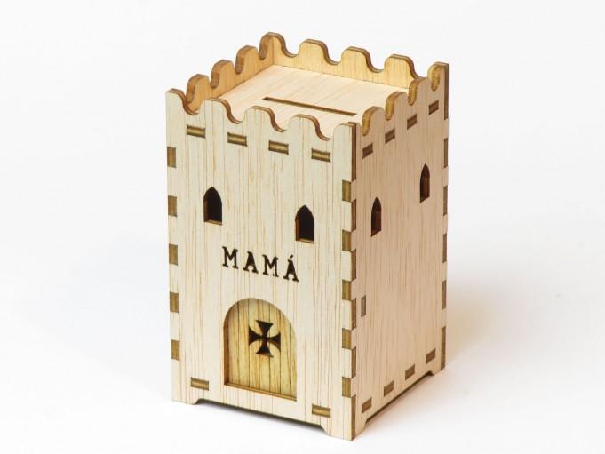 Kajhuchä Bänkast - Mamá cruz templaria