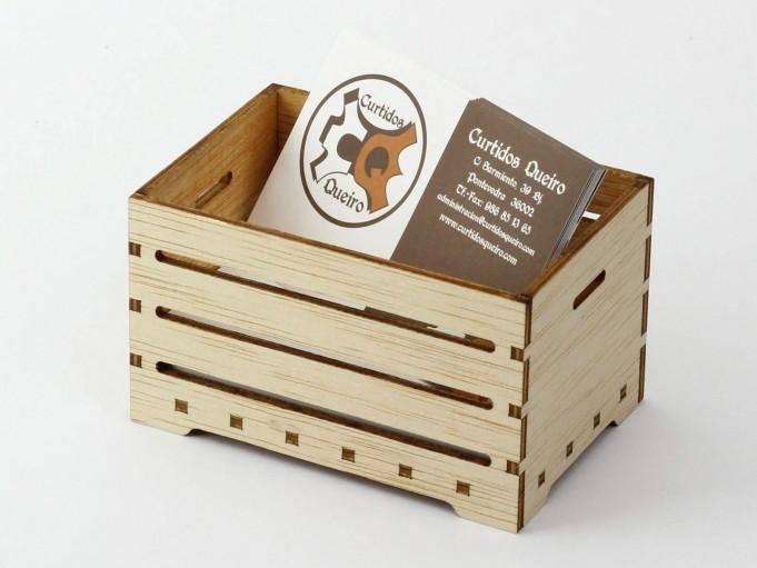 Kajhuchä Frutarj - Tarjetas Queiro