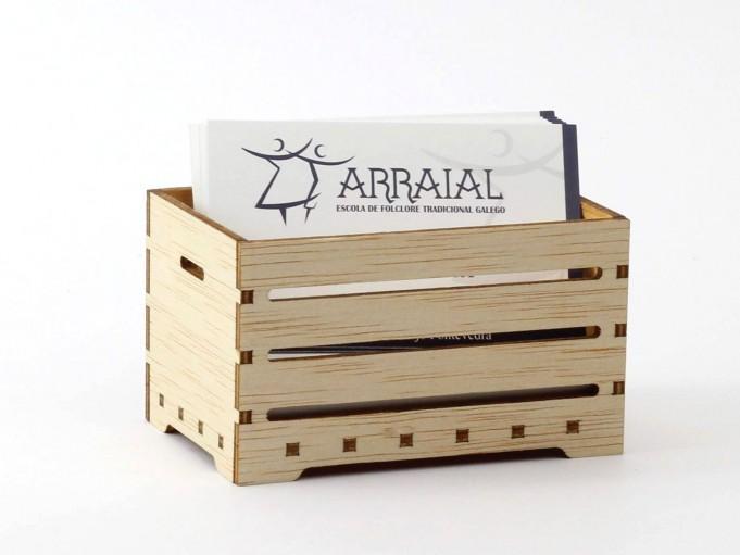 Kajhuchä Frutarj - Tarjetas Arraial