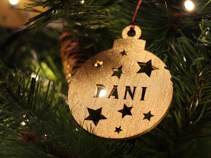 Bola Navidad - Dani