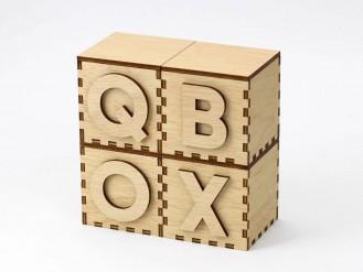 Kit 2 Kajhuchä Q-Box AZ
