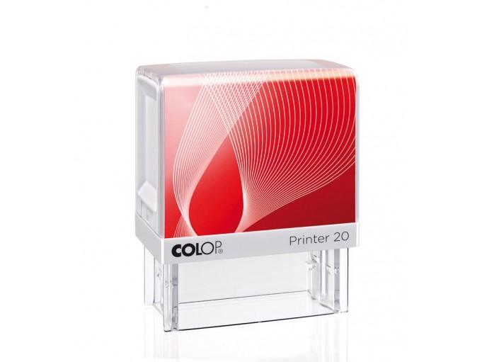 Printer 20 carcasa blanca