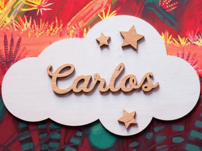 Nube blanca - Carlos