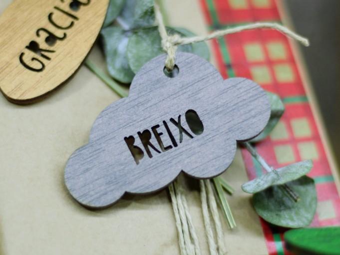 Etiqueta nube gris - Breixo