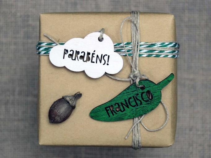 Etiqueta pimiento - Francisco