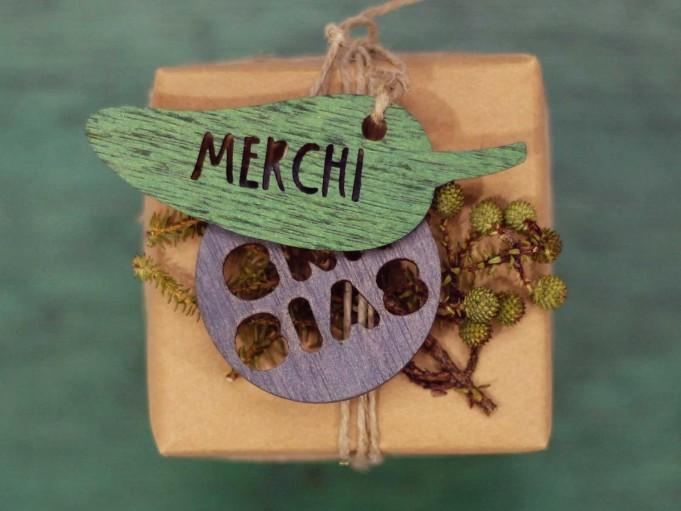 Etiqueta pimiento - Merchi