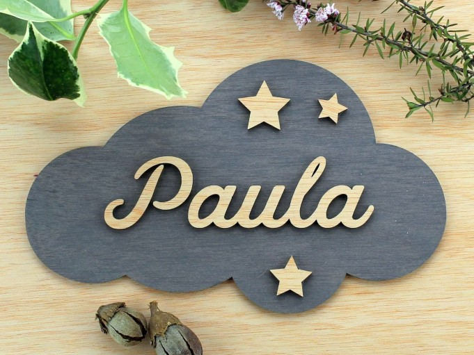 Nube gris - Paula