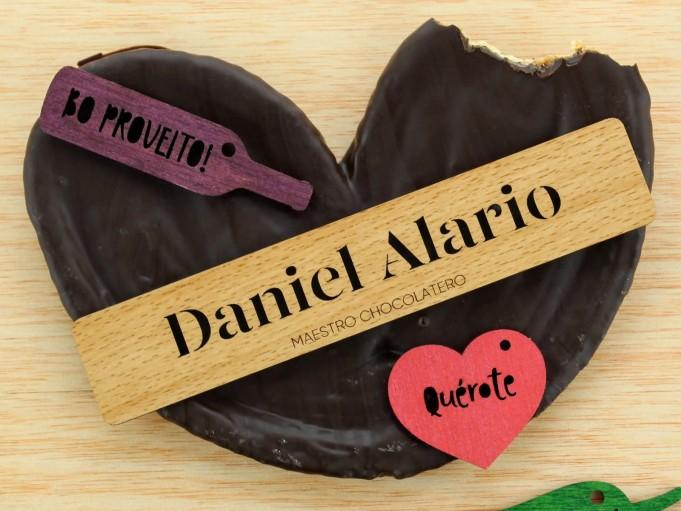 Marcapáginas Graciela - Daniel Alario