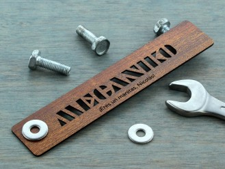 Marcapáginas Moderna - Mecaniko