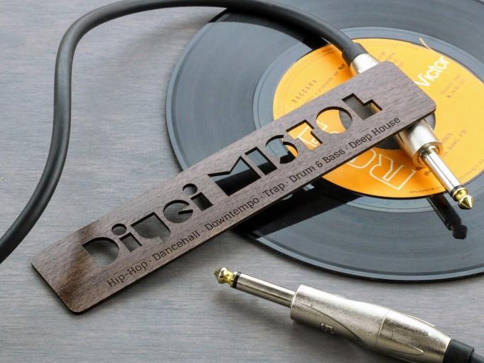 Marcapáginas Morena - DJ Mistol
