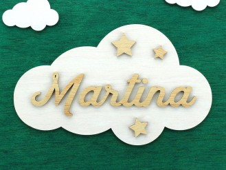 Nube blanca - Martina
