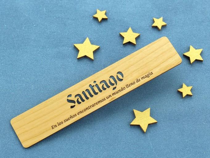 Marcapáginas Libraria - Santiago