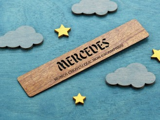 Marcapáginas Libraria - Mercedes