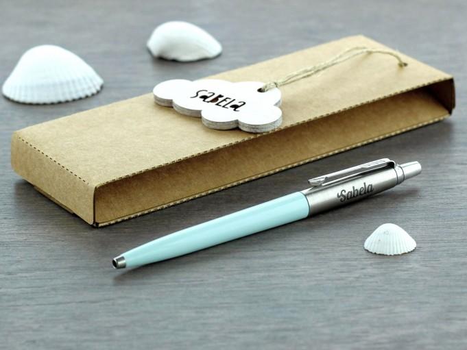 Bolígrafo Jotter Originals Pastel - Azul ártico - Sabela