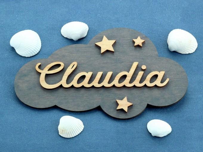 Nube gris - Claudia