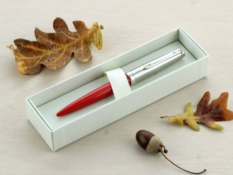 Bolígrafo Waterman Emblème rojo