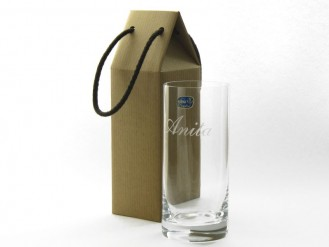 Vaso whisky 470 ml. en cajita regalo