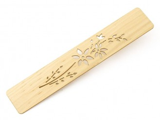MPC Florecillas en madera de arce