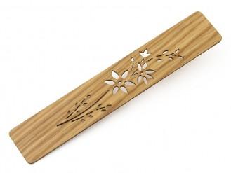 MPC Florecillas en madera de roble