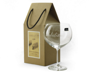Copa Gin Tonic 950 ml. en cajita regalo